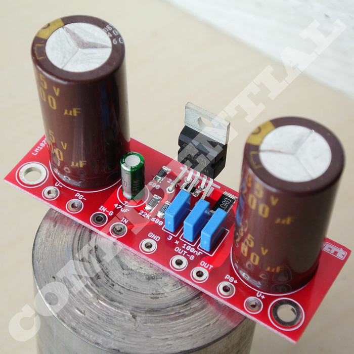 Jual PCB Gainclone LM1875, TDA2030, TDA2050 Plus Resistor Vishay Dale SMD -  Kab  Mojokerto - torega   Tokopedia