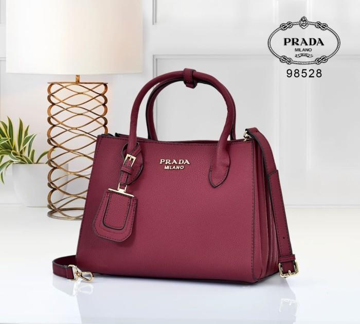 Jual Tas Prada Milano limited edition - Salmi Fashion Batam  9b7d3248ef