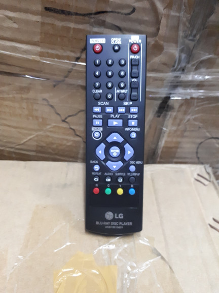 harga Remote remot dvd lg blu ray player original asli Tokopedia.com