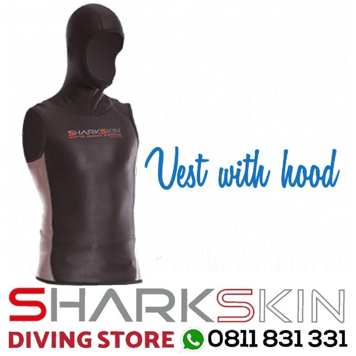 Sharkskin Mens Chillproof Dive Vest