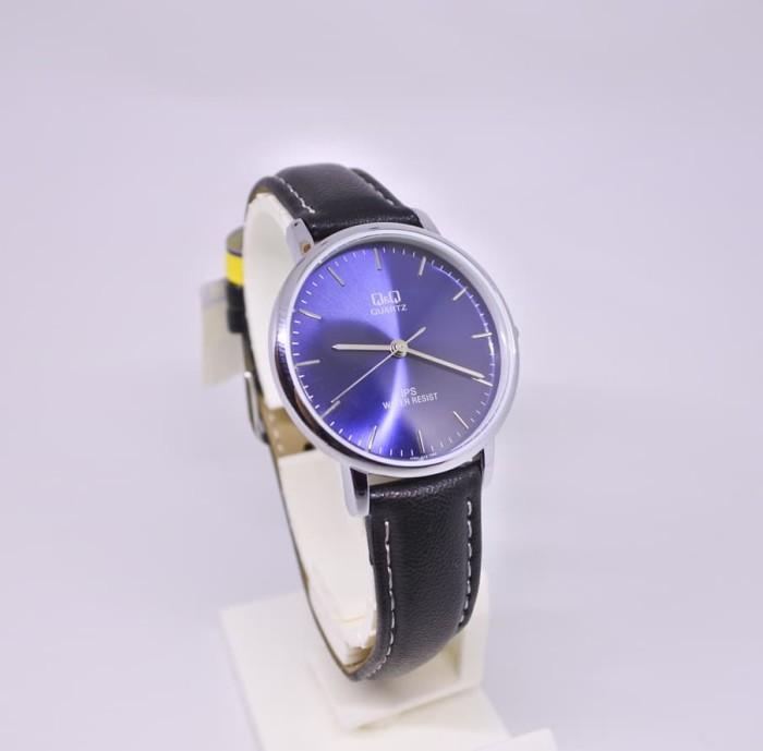 harga Q&q qq model dw jam tangan kulit hitam qz01j312y original Tokopedia.com