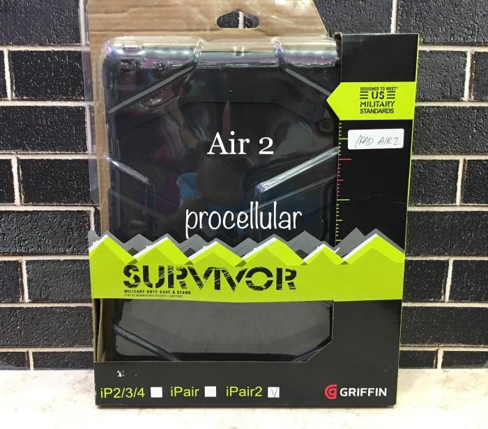 harga Griffin survivor cover ipad air 2 case casing soft hard full protect Tokopedia.com