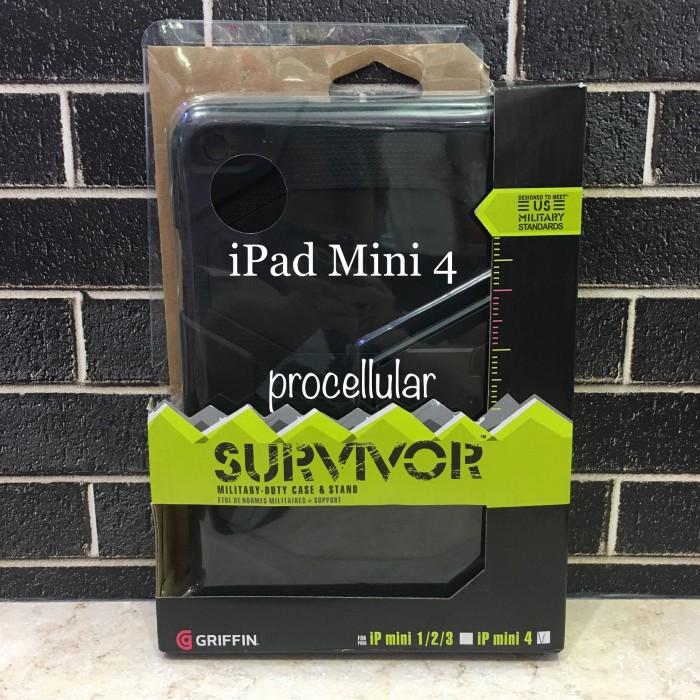 harga Griffin survivor cover ipad mini 4 case casing soft hard full proctect Tokopedia.com