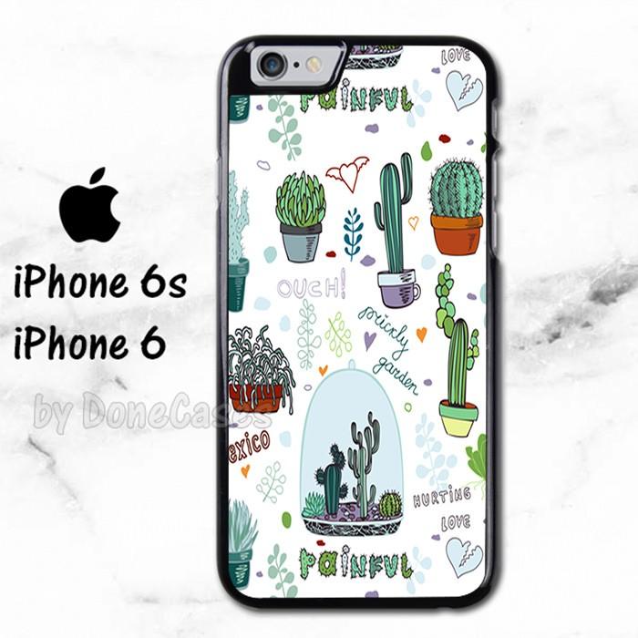 Jual Casing iPhone 6S Cactus Quotes Painting Hard Case Custom - Kota  Semarang - donecases | Tokopedia