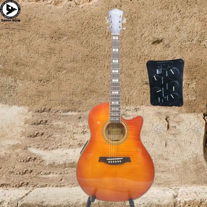 Info Gitar Akustik Elektrik Model Hargano.com