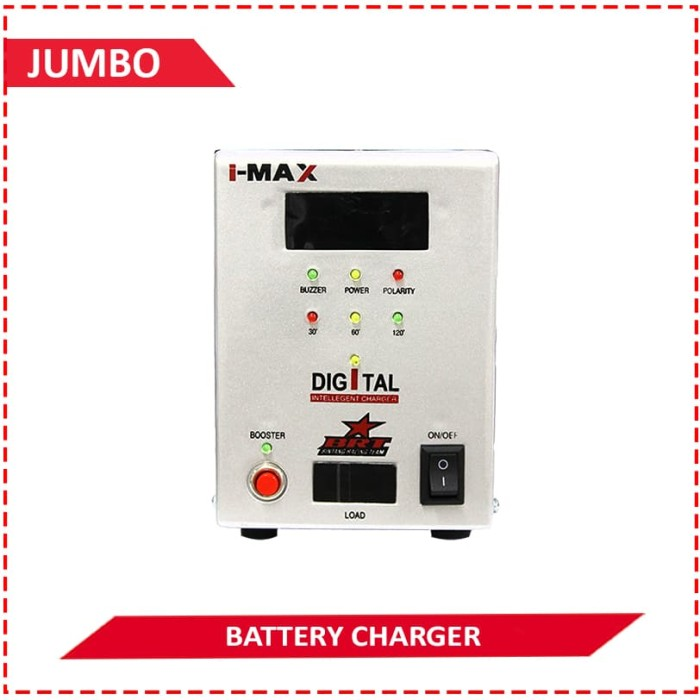 harga Charger battery imax brt (jumbo) Tokopedia.com