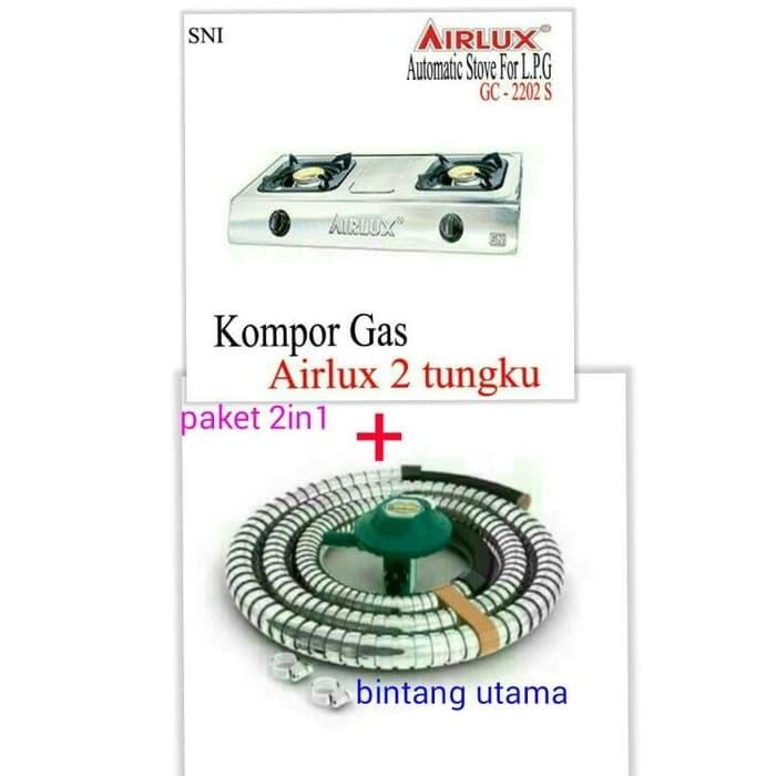 Katalog Kompor Airlux Travelbon.com