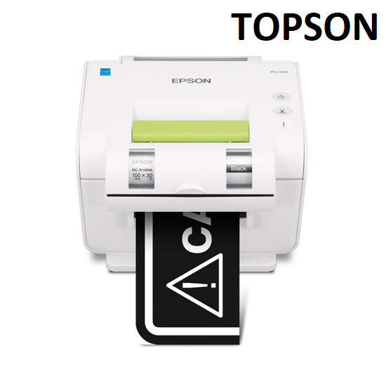 harga Epson labelworks pro100 label printer Tokopedia.com