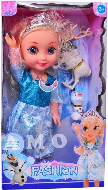 Jual Frozen Doll Elsa Boneka Frozen Elsa Kota Bogor Mainan Aku