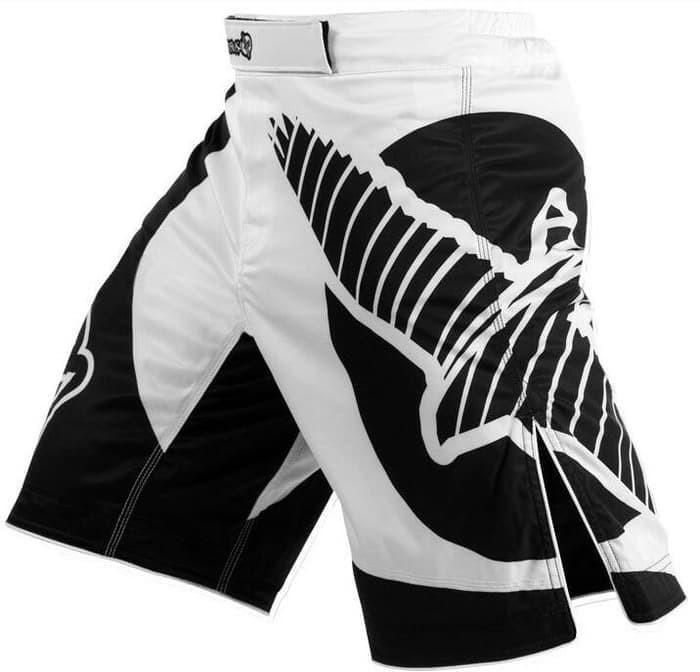 harga Celana mma body combat fight shorts hayabusa black white limited Tokopedia.com