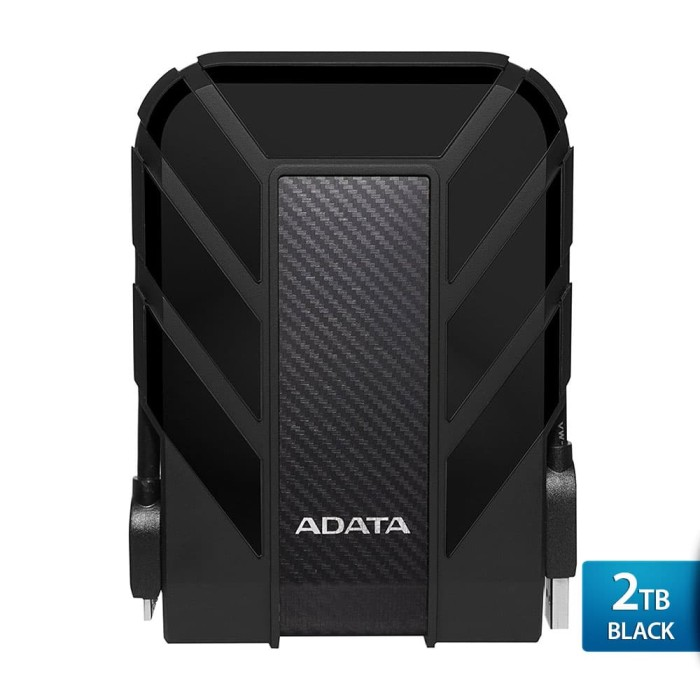 harga Adata hd710 pro 2tb - hardisk eksternal usb 3.1 waterproof shockproof - hitam Tokopedia.com