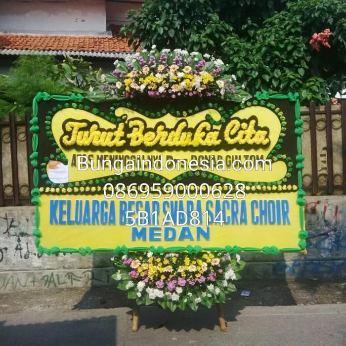 Jual Karangan Bunga Papan Ucapan Duka Cita Jakarta Barat Bungaindonesia Tokopedia