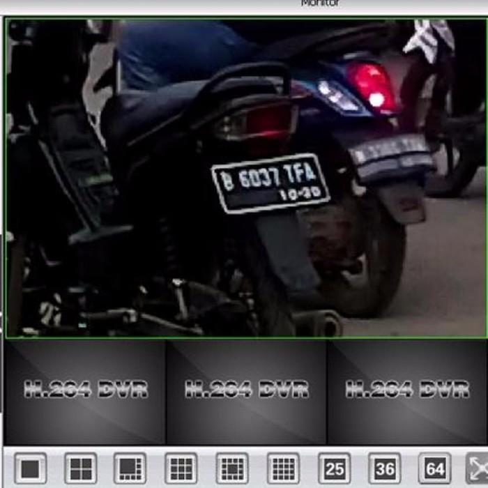 Foto Produk PAKET 4 IP CAMERA CCTV WIRELESS 1 3 MEGAPIXEL IP KAMERA TERMURAH dari violota shop