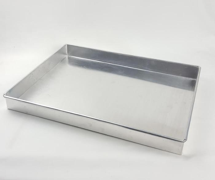 harga Loyang bolu gulung 30x40x4cm / sheetpan / cake roll mould Tokopedia.com