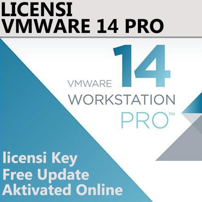 harga Licensi key original  vmware workstation pro 14 Tokopedia.com