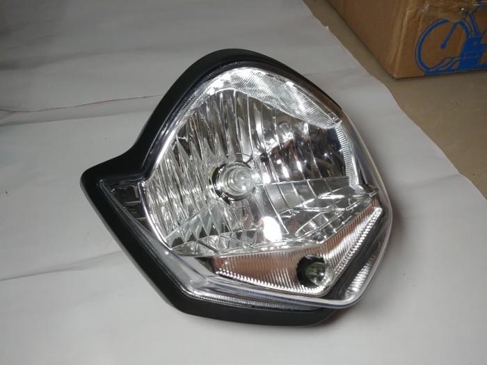 harga Reflektor lampu depan vixion new 2010 komplit good quality Tokopedia.com