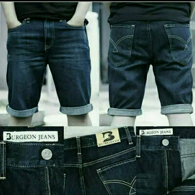 harga Celana pendek jeans burgeon by express Tokopedia.com