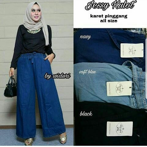 List Harga Celana Jeans Longgar Wanita Terbaru Januari 2019