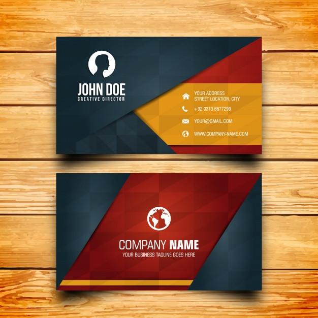 Contoh Kartu Nama: Jual Desain Kartu Nama Profesional Bisnis