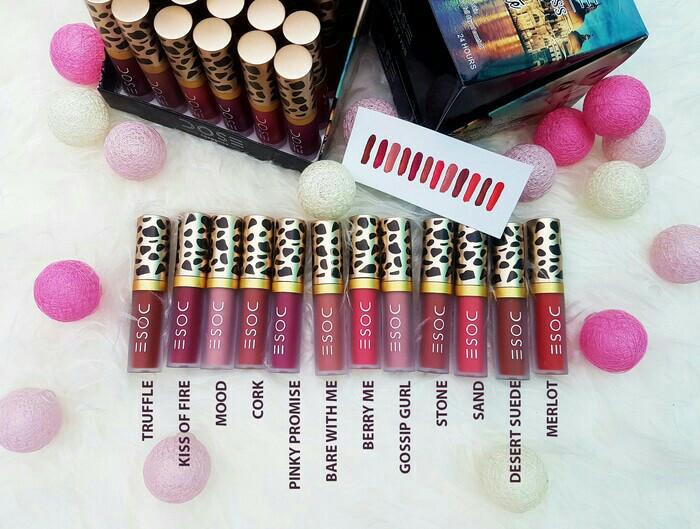 Katalog Lipstik Soc Travelbon.com