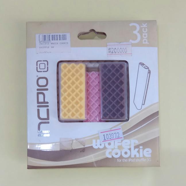 harga Incipio case wafer cookie ipod shuffle 3g original Tokopedia.com