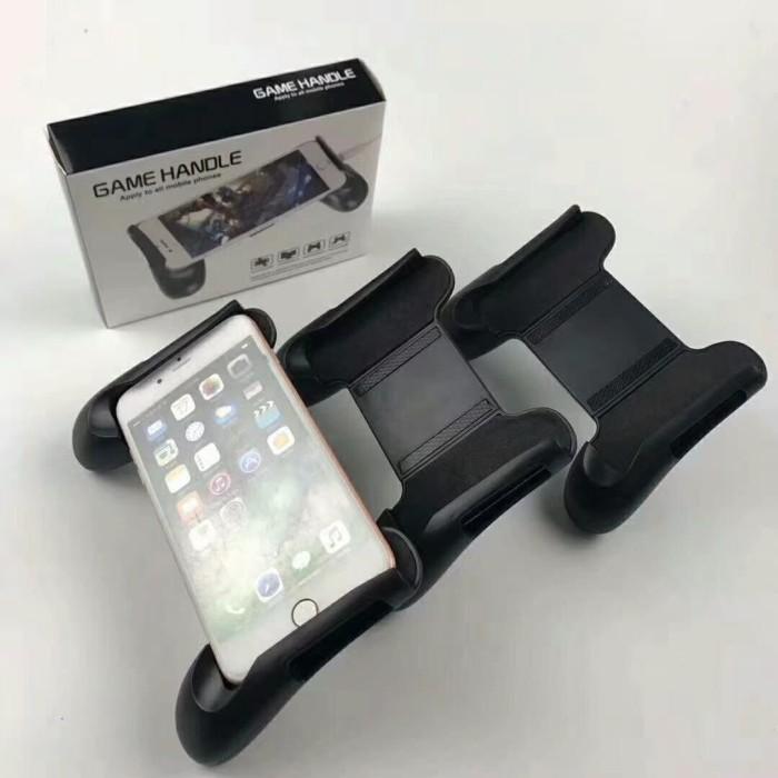 Jual Holder Stik Gamepad Handle Buat Dudukan Pegangan Game Handphone