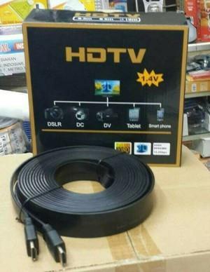 harga Kabel hdmi ke lcd tv led proyektor to full hd 25m 25 m meter 3d flat Tokopedia.com