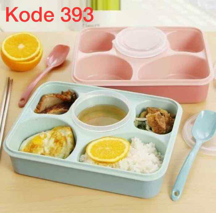 Lunch box kotak makan yooyee 393