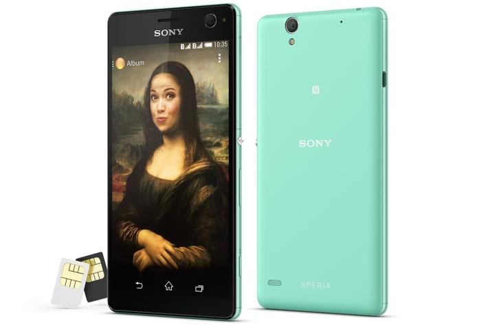 Foto Produk SONY Xperia C4 Dual Ram 2 internal 16GB Garansi Distributor 1 Tahun dari handphoneshop22