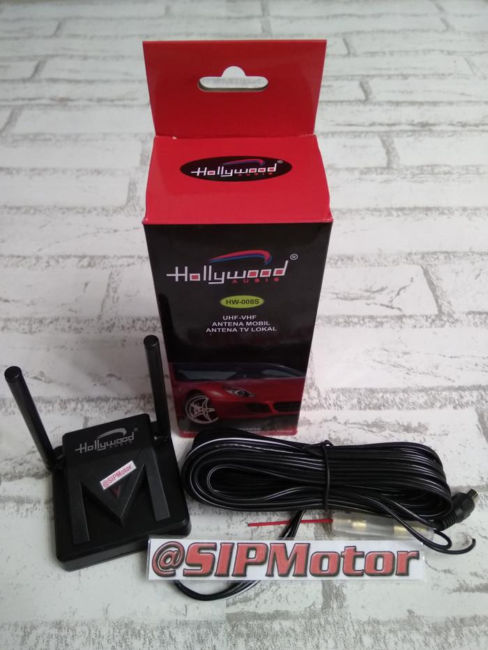 Foto Produk Antena TV Mobil Analog/Digital UHF/VHF Indoor/Outdoor Hollywood dari SIPMotor