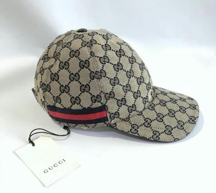 Jual Topi Gucci Size M Original 100 Original Authentic Asli b7b99c5e5f