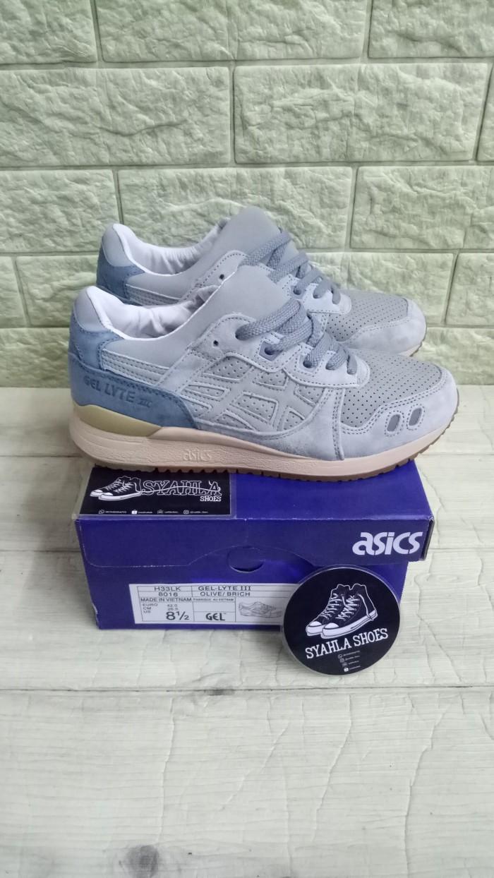 Jual ASICS GEL LYTE III X SAINT ALFRED BNIB - Syahla Shoes  fc54363e7f
