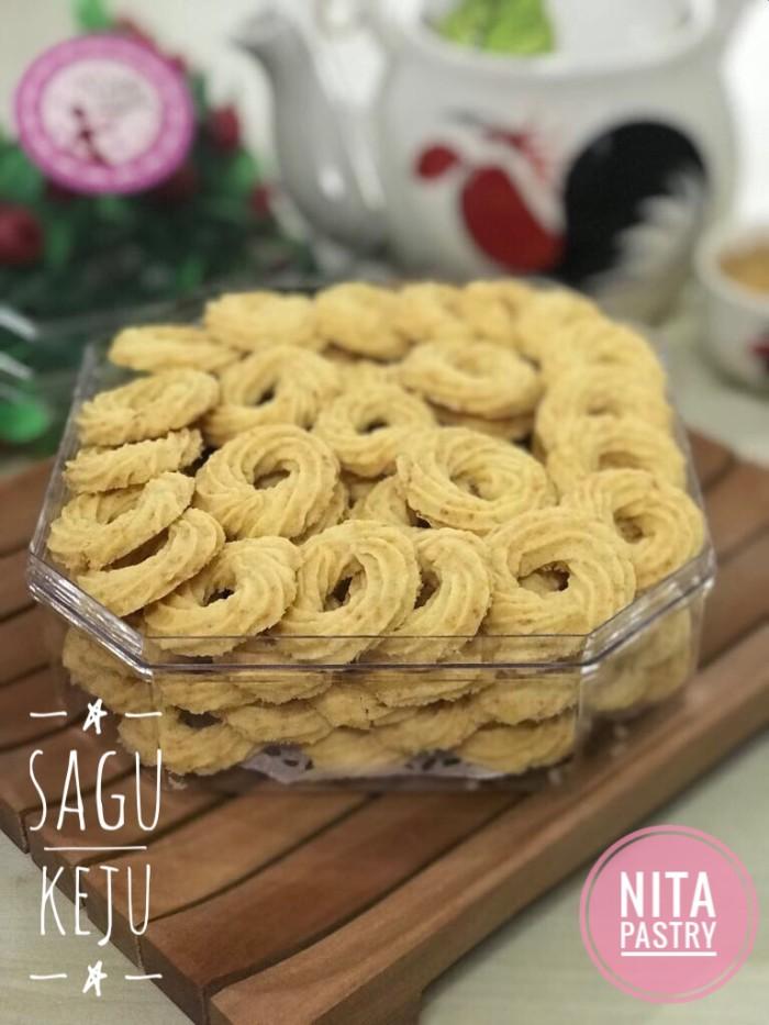 harga Nita pastry sagu keju Tokopedia.com