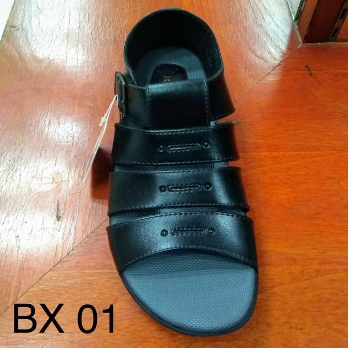 harga Sepatu sandal formal kulit pria cowok barnet bx Tokopedia.com