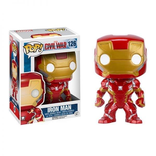 harga Funko pop captain america - civil war - iron man Tokopedia.com