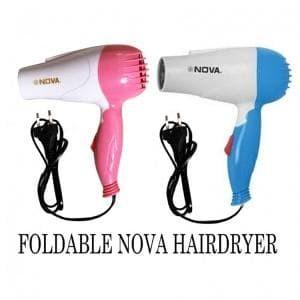 MURAH Hair Dryer NOVA Lipat Mini - Pengering Rambut Travel Styling R g 6de038b357