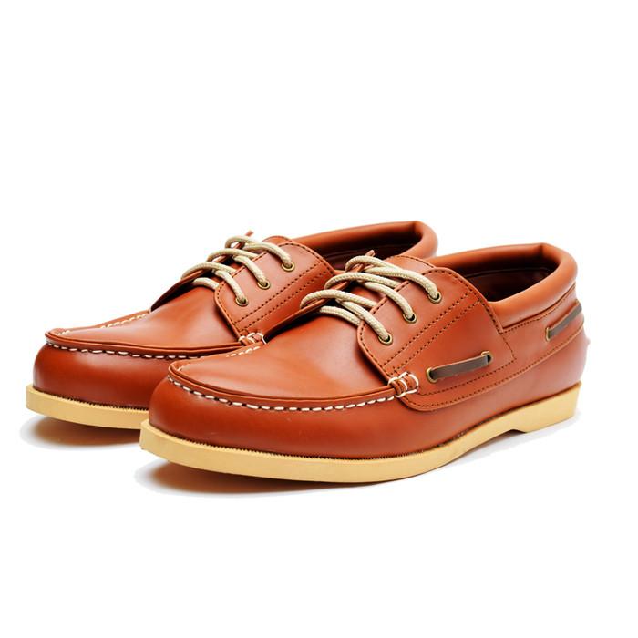 Jual Sepatu Kulit Pria -handmade bandung rajut Klasik Model mirip ... 01d786bae7