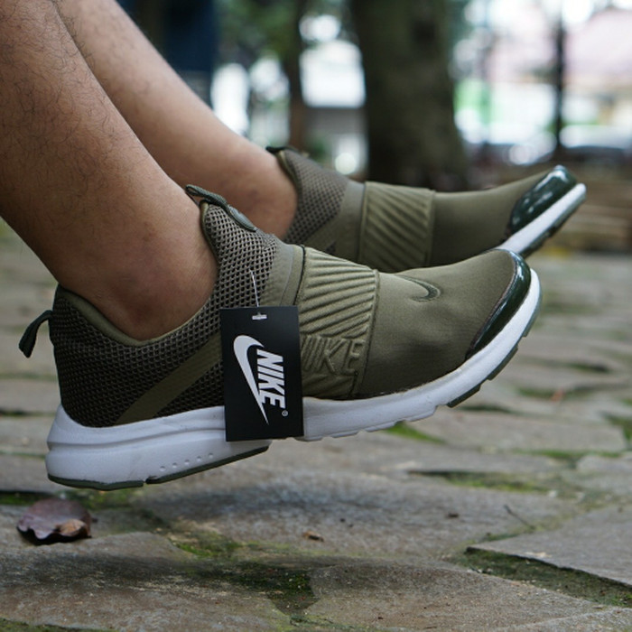 Army Sepatu Slop Grade Original Pria