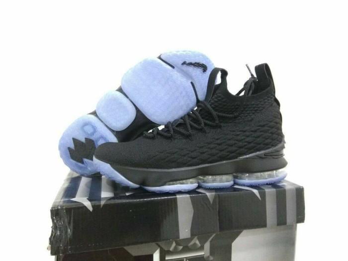 new style b2be6 f404d Jual Sepatu Basket Nike Lebron 15 high black ice 2 - Arios Sport | Tokopedia