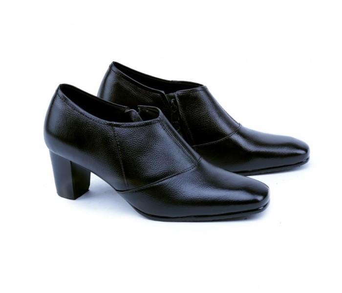 Grosir GBF 2650 Sepatu pantofel kulit formal kerja wanita garsel ori 4411d530ba