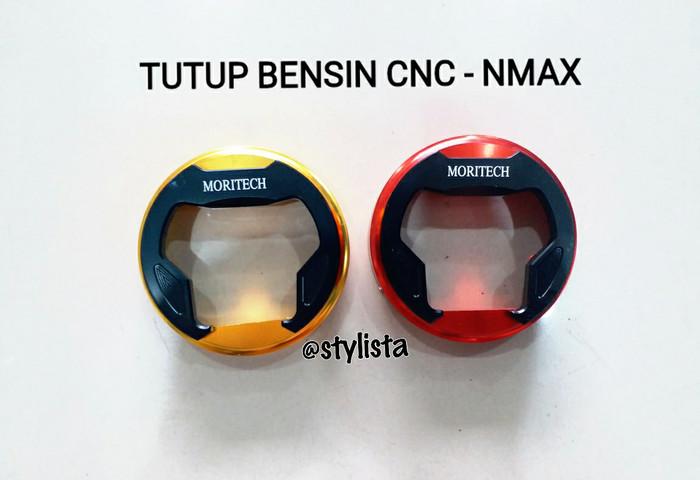 harga Tutup cover bensin all nmax full cnc aksesoris motor Tokopedia.com