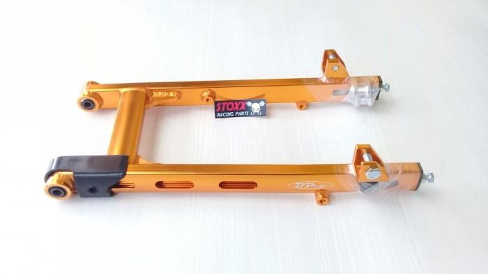 harga Swing arm drag jupiter z duralium bpro kotak lobang warna gold Tokopedia.com