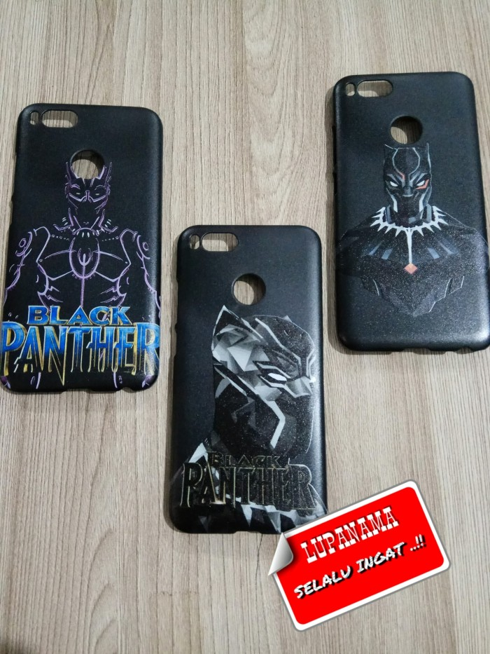 harga Case black panther mi a1 mi 5x case motif mia1 mi5x case custome mia1 Tokopedia.com
