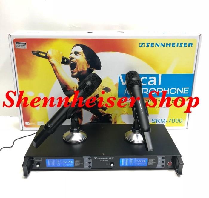 harga Mic sennheiser skm 7000 wireless microphone Tokopedia.com