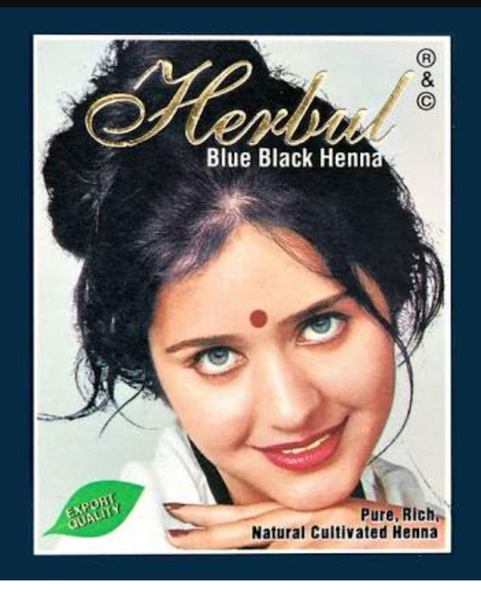 Jual Henna Eagle Hena Herbul Brown Blue Black Chestnut Cat Rambut