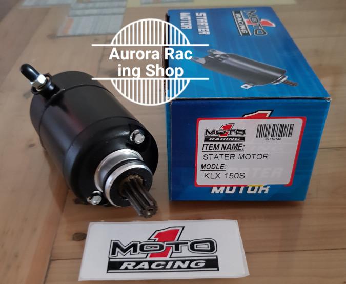 harga Dinamo starter klx 150 bore up - moto 1 racing Tokopedia.com