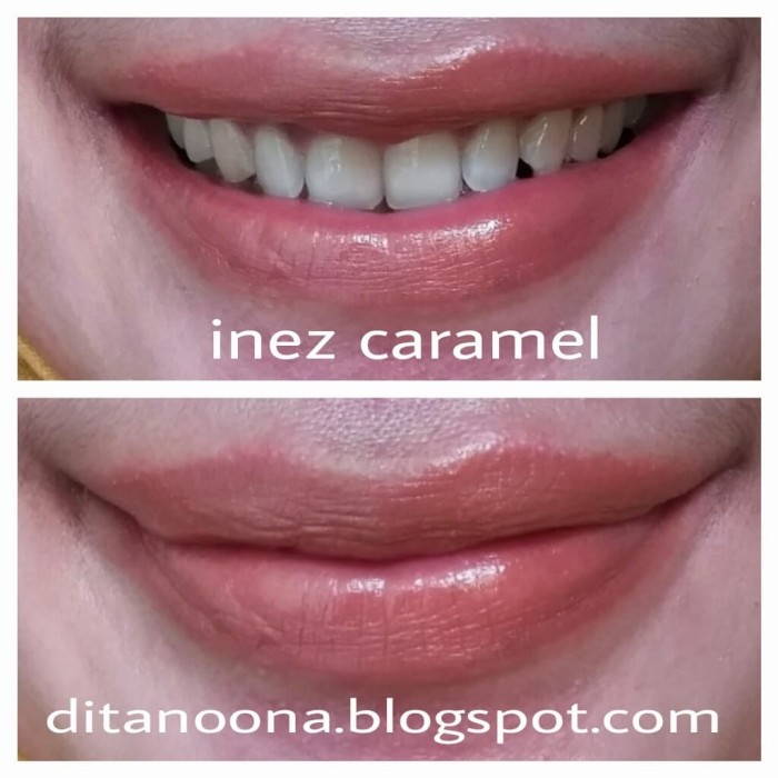 Lip Stick, Perlindungan Kulit Bibir, Warna. Source · Inez Lipstick .