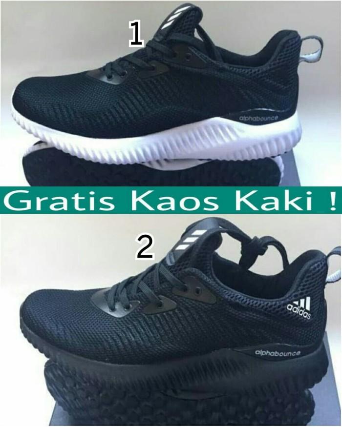 9db7ba47c ... harga Sepatu premium pria adidas alphabounce sneakers casual sport  keren mft Tokopedia.com