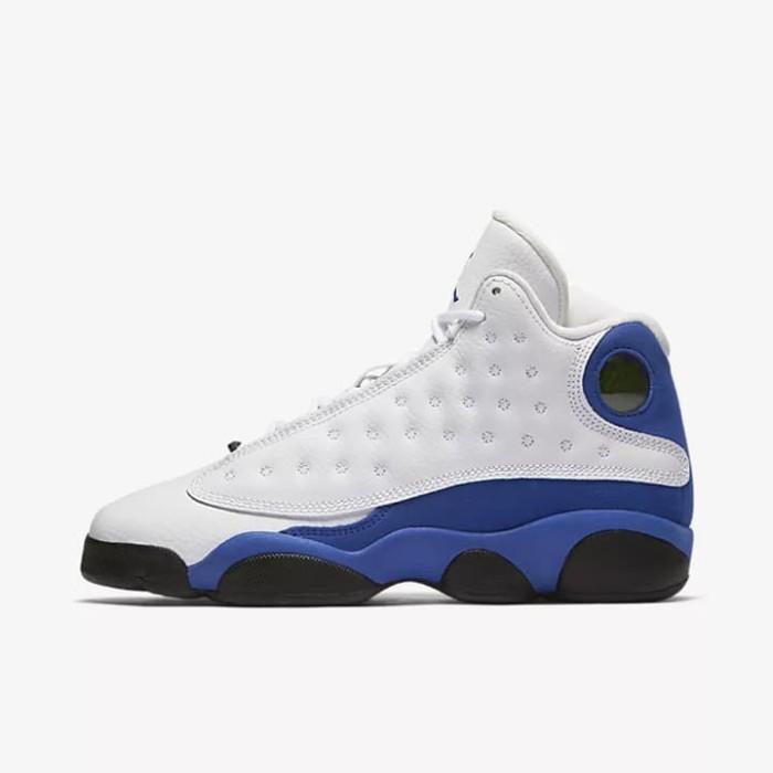 Sepatu Basket Anak Air Jordan 13 Retro BG Hyper Royal Original