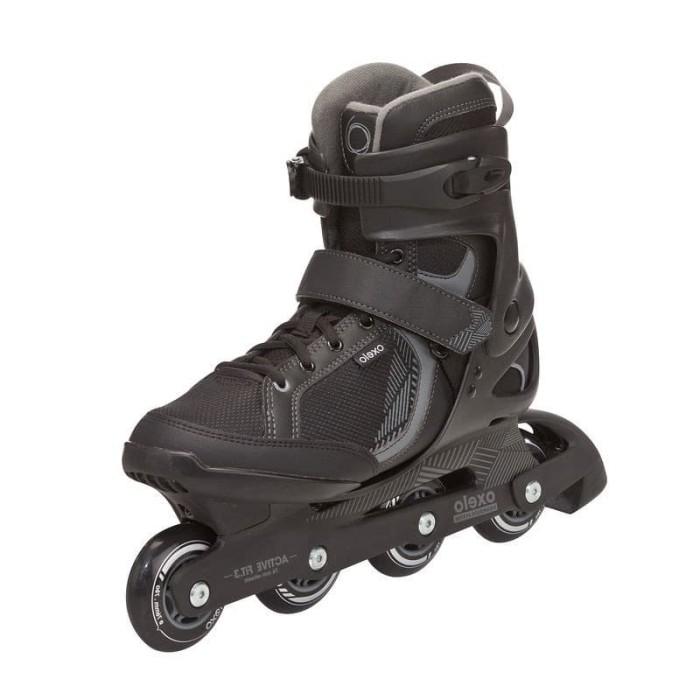 Jual Roller Skate Inline Blade Sepatu Roda Dewasa Pria ukuran size ... 71f191a663